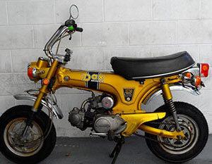 1970 Honda Dax ST50
