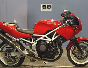 1995 Yamaha TRX850