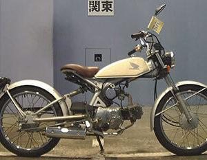 2003 Honda Solo
