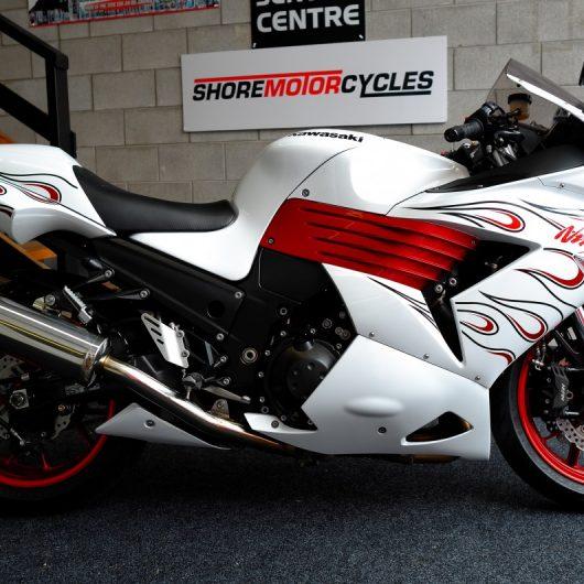 2007 Kawasaki ZX14 Ninja - Shore Motor Cycles | Motorstream