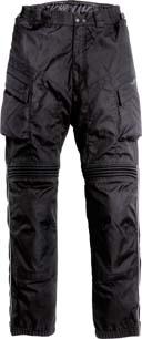 Spidi Ergo 05 Robust Trousers Black