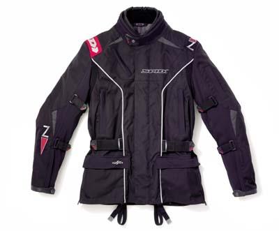 Spidi Nomad Jacket Black