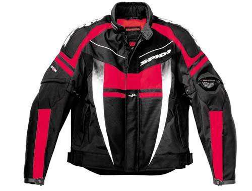 Spidi Extreme Jacket Red