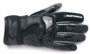 Spidi Scorpion Gloves Black