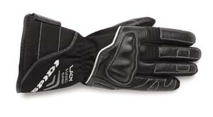 Spidi Grip 1 Lady Gloves Black