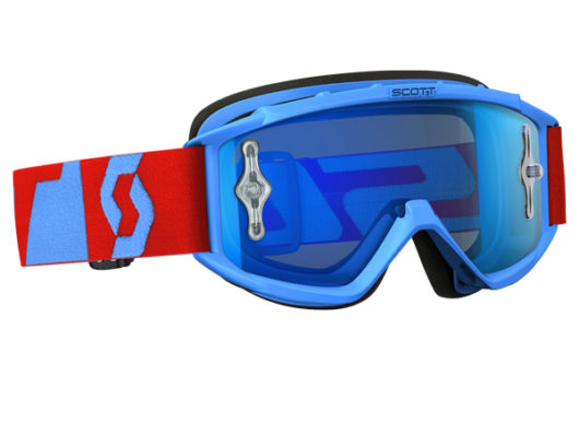 S240596-4965278 -89Si Youth Pro Oxide Goggle Red/B