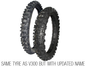V500 Vee Rubber MX Tyre