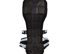 REVIT Tryonic Back Protector Black/Blue TPB003