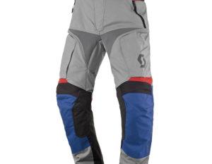 Dual raid Grey_Blue Pants
