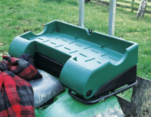 Wilson's ATV-2wd & 4wd Carrier/toolbox2