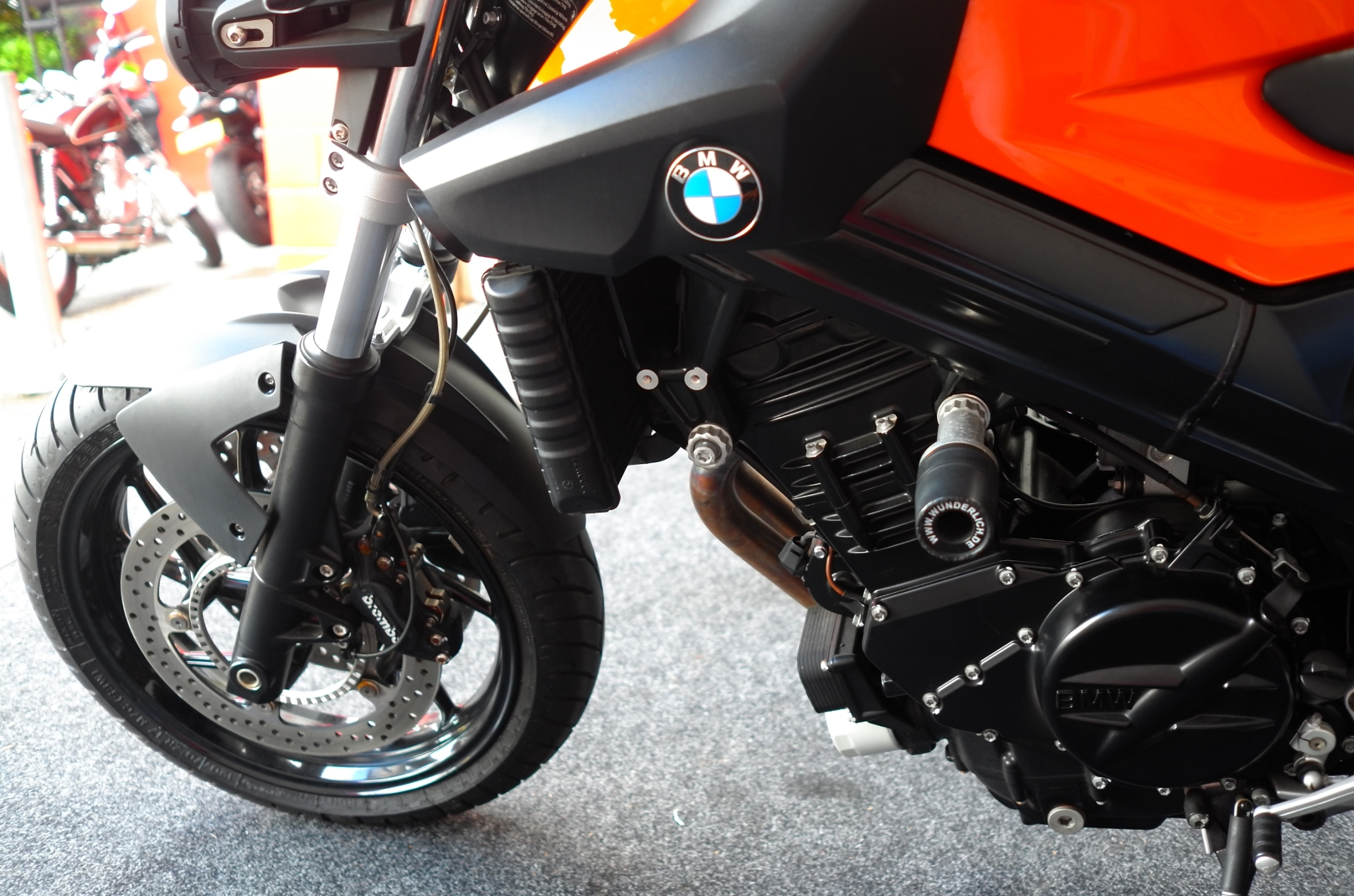 2010 Bmw F800r Sold Shore Motor Cycles Motorstream