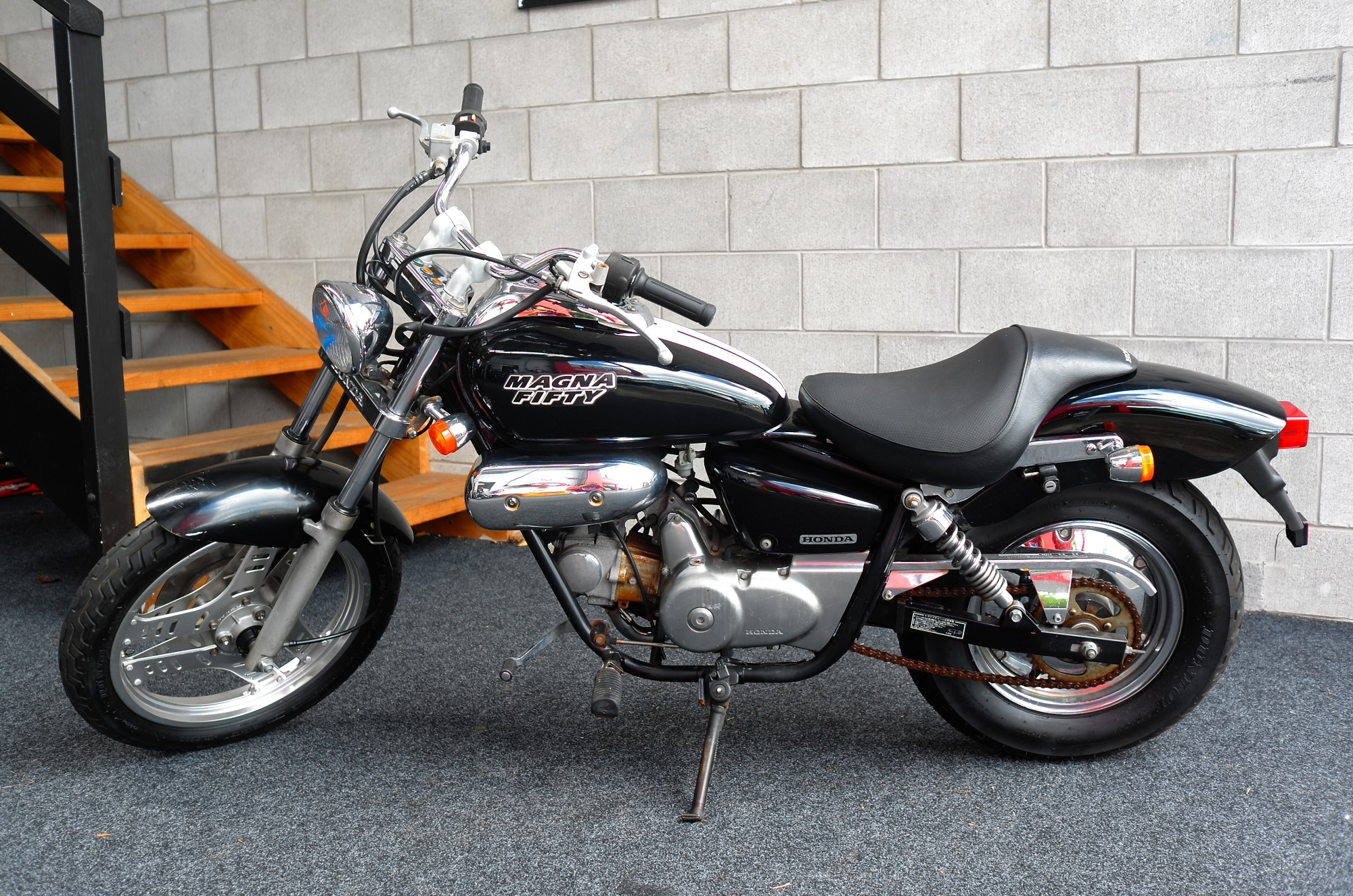 2001 Honda Magna 50cc (SOLD)