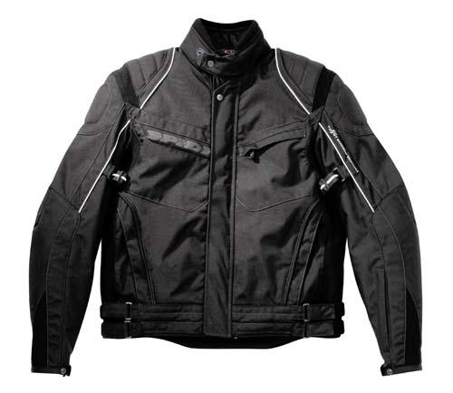 Spidi Cosmic Jacket Black
