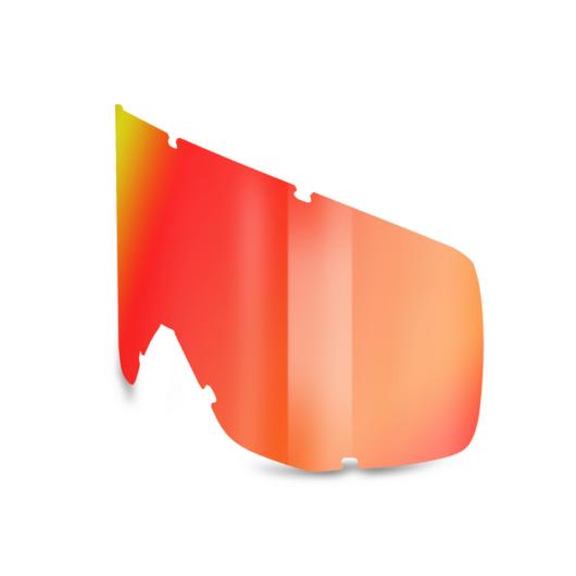 Scott Hustle/Tyrant/Split OTG Works Orange Chrome