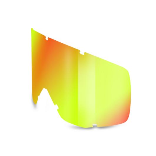 Scott Hustle/Tyrant/Split OTG Works Yellow Chrome