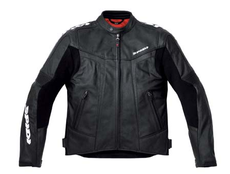 Spidi Gara Men's Leather Jacket