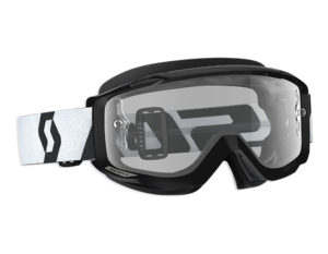 Split OTG Goggle Black_White Clear 2019