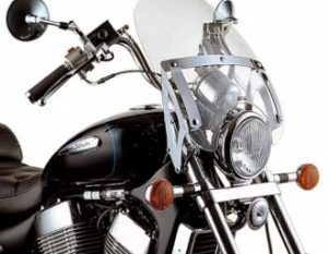 Givi GS A23 Screen + AS100A2 Kit