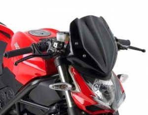 Givi GS 247N Screen & A781A Fitting Kit