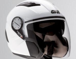 Givi HX07 Helmet White