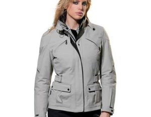 Spidi Synclair Lady Jacket Silver