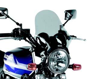 Givi A210 Universal Windscreen