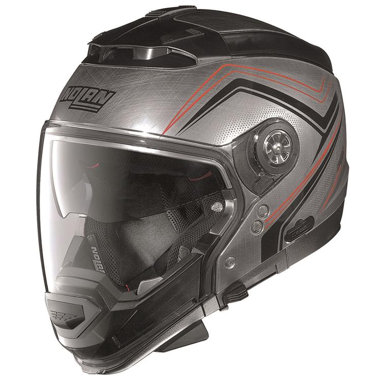 1db591ae Nolan N44 Open Face/Full Face Helmet - Shore Motor Cycles | Motorstream