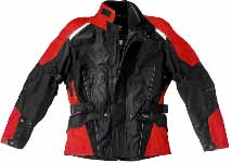 Spidi Runaway Jacket Black/Red