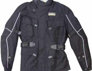 Spidi Globe 365 H2Out Jacket Black