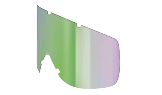 SCOTT HUSTLE Lens-Green-Chrome-Works