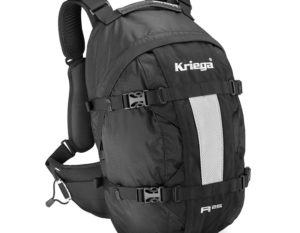 KRIEGA R25 Range motorcycle backpack