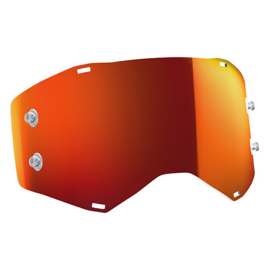 Prospect lens Orange Chrome Roll off Works