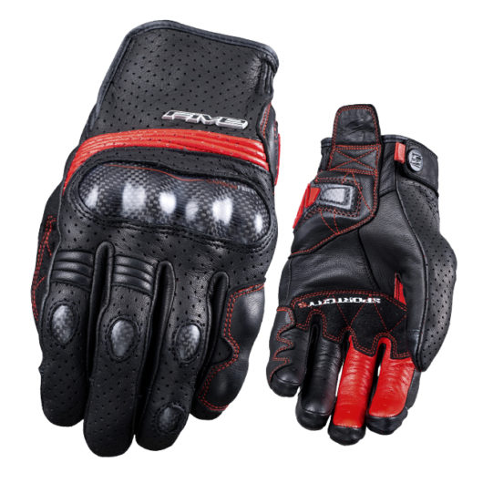 FIVE Sportcity Carbon_black_red