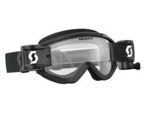 Recoil Xi Goggle WFS Black Clear wks