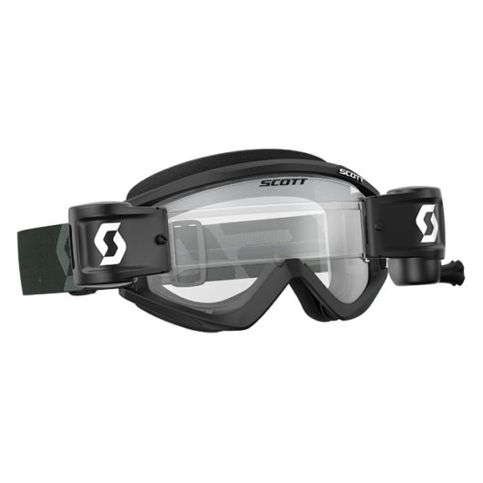 Recoil Xi Goggle WFS Black_White