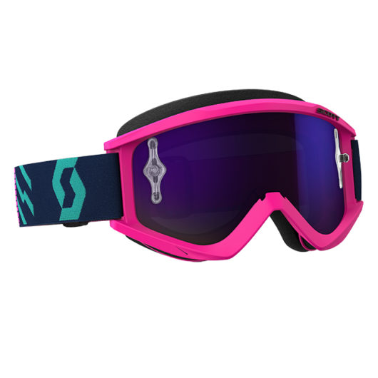 Recoil Xi Goggle Pink_Teal