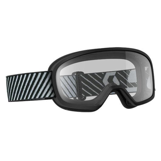 Buzz MX Goggle Black Clear lens  S262579-0001043