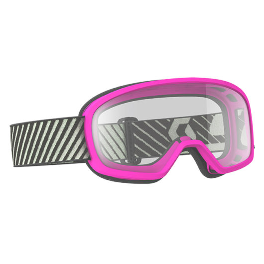 Buzz MX Goggle Pink Clear lens  S262579-0026043