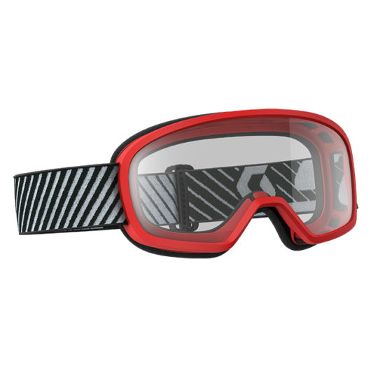Buzz MX Goggle Red Clear lens S262579-0004043