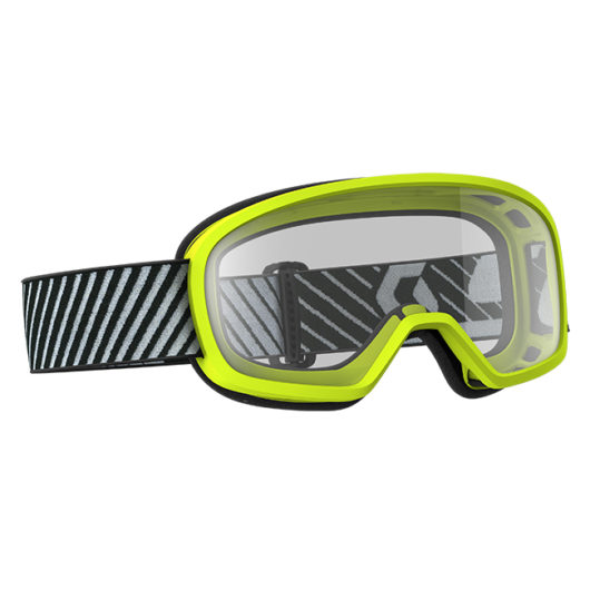 Buzz MX Goggle Yellow Clear lens  S262579-0005043