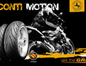 CONTINENTAL Conti-Motion Tyres