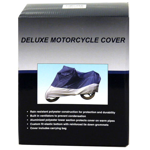 Tech 7 Motorcycle cover