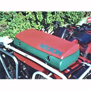 Wilson's ATV-Front carry box
