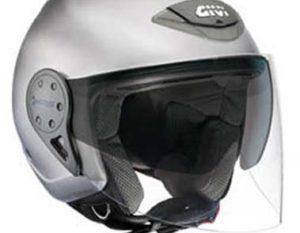 Givi 10.5 Helmet Silver