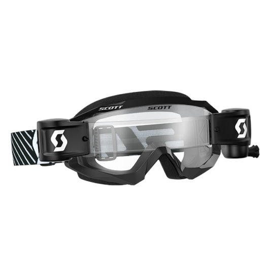 Hustle Goggle WFS Black_White