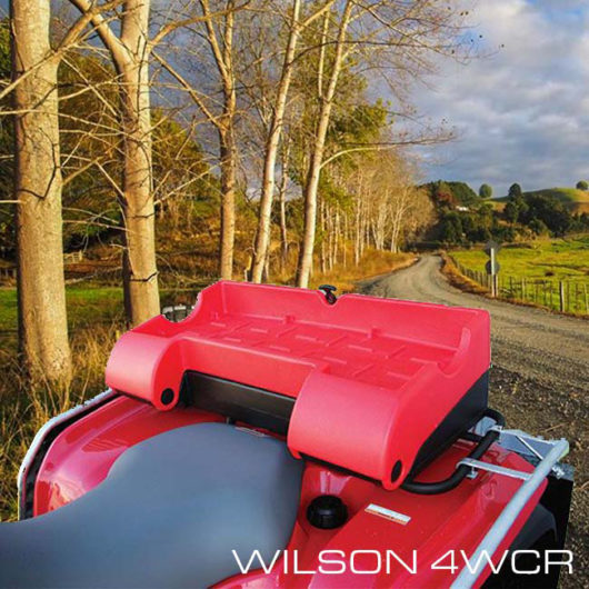 Wilson's 4 Wheel Bike Carrier