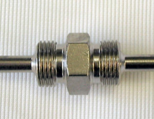 B & H Global System  - Hose to Hose Connector