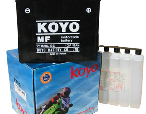 Koyo Battery YTX14AHL-BS