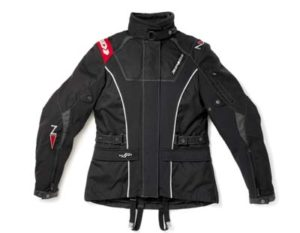 Spidi Nomad Lady Jacket Black