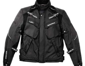 Spidi Armada Jacket Black